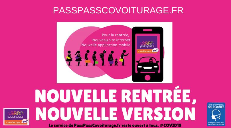 Covoiturage Pass Pass
